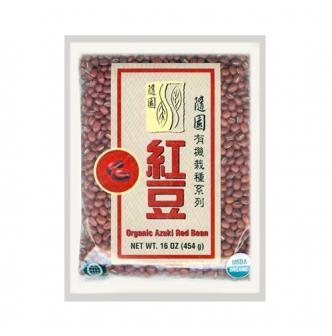 ROXY随圆 零污染栽种系列 有机红豆 454g USDA认证