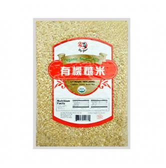 家乡味 绿色特选有机糙米 454g USDA认证