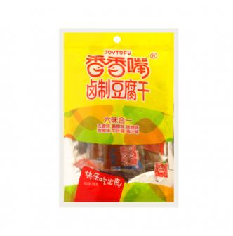 JOYTOFU Assorted Flavored Bean Curd 206g