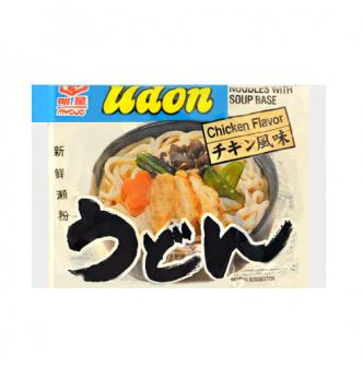 MYOJO Instant Udon -Chicken Flavor 205g