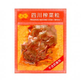 绿野 传统美味四川榨菜粒 500g