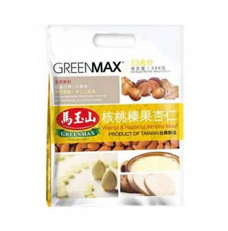 GREENMAX Walnut Hazelnut Almond Meal 13pc