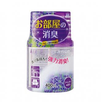 日本KOKUBO小久保 房屋使用空气清新消臭剂 薰衣草香 400ml
