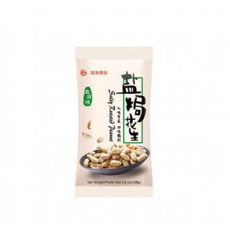 QIAQIA Salty Roasted Peanut 108g