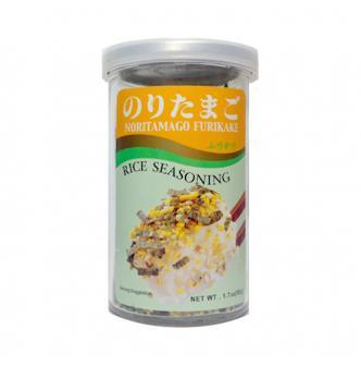 日本AJISHIMA味岛 香松系列 日式拌饭料 蛋黄海苔味 50g