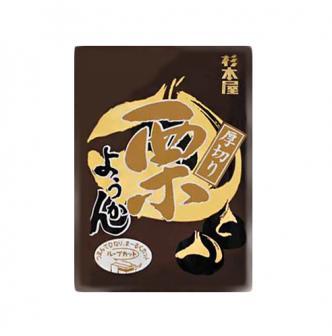 日本杉本屋 小栗厚切羊羹 150g