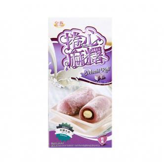 台湾皇族 卷心麻糬 芋头牛奶味 150g