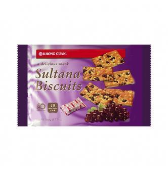KHONG GUAN Sultana Biscuits 10Packs