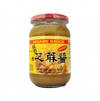 台湾状元 纯素芝麻酱 350g