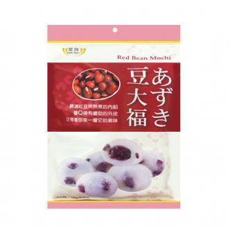 台湾皇族 日式大福麻糬 红豆味 120g