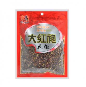 BIG GREEN Szechuan Red Pepper 100g