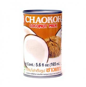 JRP CHAOKOH COCONUT MILK 165ml
