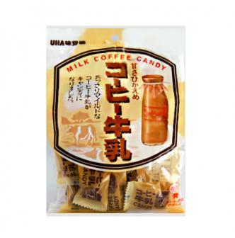 日本UHA悠哈 味觉糖 咖啡牛奶味觉糖 104g