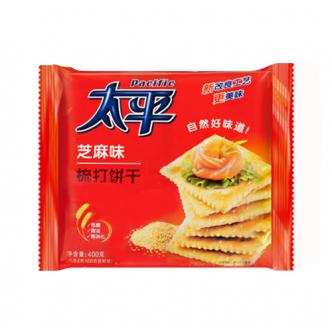 Pacific COOKIE Sesame 400g