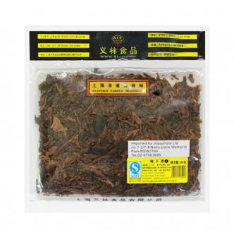 义林食品 梅干菜 180g