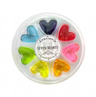 PATMOS Seven Hearts Bath Essence 7 Pieces