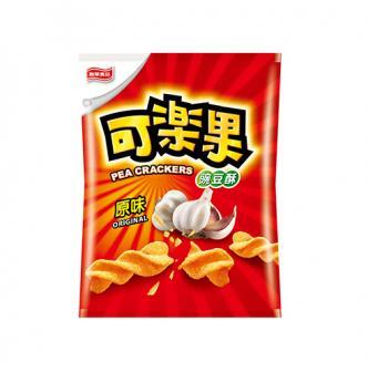 台湾联华食品 可乐果 豌豆脆 原味 57g 阿妹代言