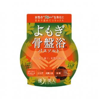 日本优月美人 艾草女性暖宫骨盆浴泡汤包 50g