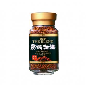 日本UCC 速溶炭烧咖啡 45g