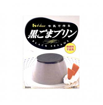 HOUSE Black Sesame pudding 70g