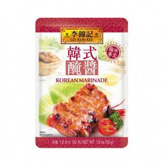 香港李锦记 腌味专家系列之韩式腌料