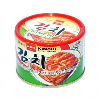 韩国WANG 即食腌泡菜 罐装 160g