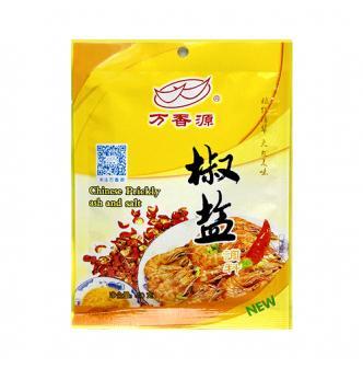 万香源 中华传统植物精华调料 全能椒盐 40g