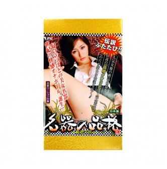Adult toy NPG Meiki no Hinkaku Eiro Chica Male Sex Toy