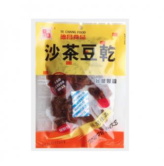 TECHANG FOOD Tofu Cake Barbecue Flavor 115g