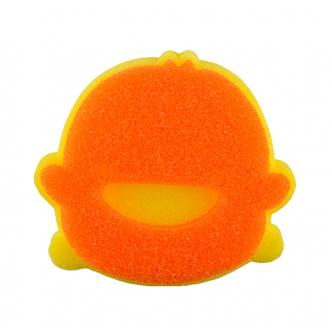 PIYOPIYO Double Layer Bath Sponge