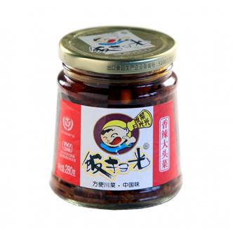 FSG Pickled Preserved Cabbage 280g