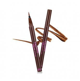 ETUDE HOUSE Drawing Show Brush Liner Brown 1pc