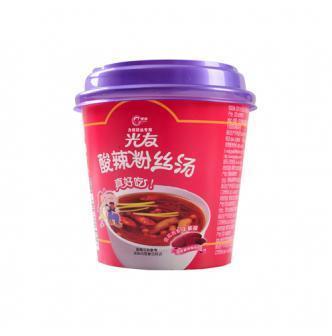 GUANGYOU Hot & Sour Noodle Soup 45g