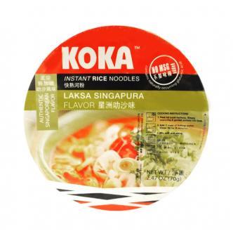 新加坡KOKA 快熟河粉 星洲叻沙味 70g