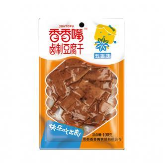JOYTOFU Dried Bean Curd Five Flavor 100g