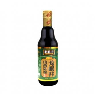 龙眼井 三年精酿 山西陈醋 420ml 山西特产