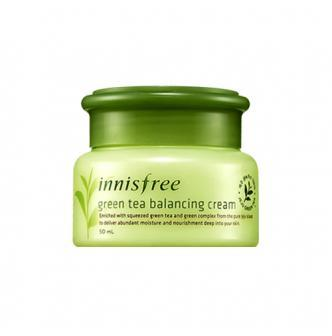 INNISFREE Green Tea Balancing Cream 50ml