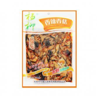 四川禾野 杨柳香辣香菇 260g