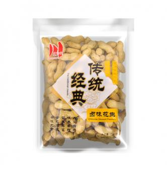 川知味 传统经典 卤味花生 340g