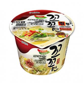 韩国PALDO八道 香辣鸡汤咕咕面 碗装 105g