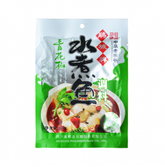 PI XIAN Hot & Spicy Sauce 160g