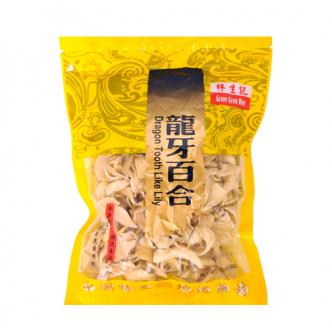 台湾林生记 特选龙牙百合 340g 煲汤糖水必备