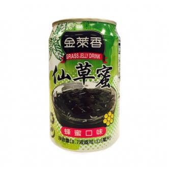 台湾金莱香 仙草蜜 蜂蜜口味 315ml