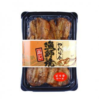 日本YAWARAKA渔师烧 烤鱼干 辣鲹鱼 35g