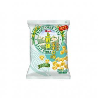 OISHI上好佳 田园泡 玉米口味 非油炸无反式脂肪 40g