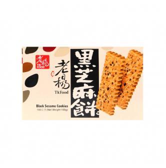 台湾老杨 黑芝麻饼 100g