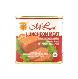 梅林 优质午餐肉 340g