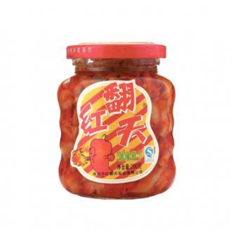 红翻天 剁椒萝卜 200g