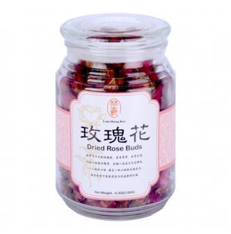 LAMSHENGKEE Dried Rose Buds 150g