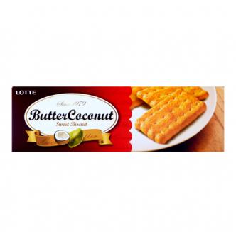 LOTTE Butter Coconut Biscuit 100g